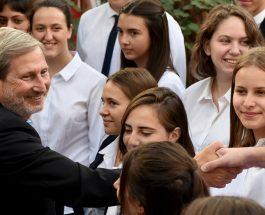Parteneriatul estic: prima școală europeană și-a deschis porțile în Georgia