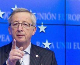 Preşedintele Jean-Claude Juncker în România