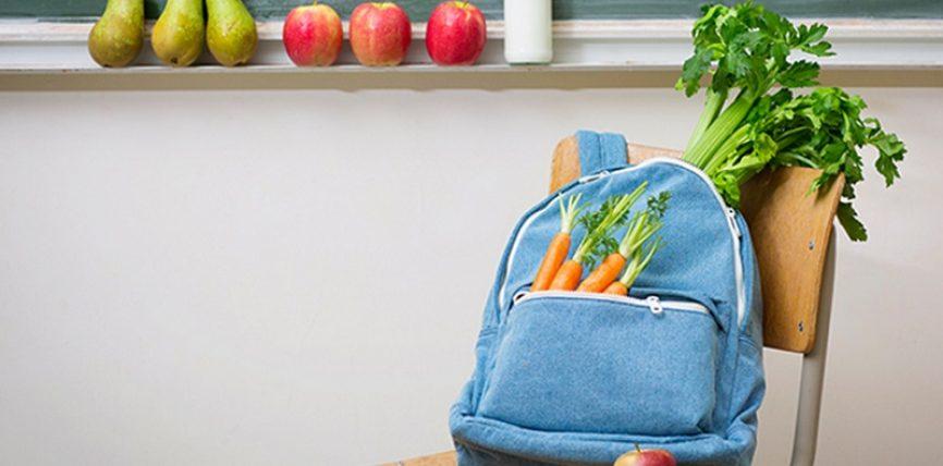 Înapoi la școală: elevii vor primi lapte, fructe și legume cu sprijinul UE