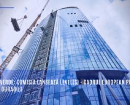 Pactul verde: Comisia lansează Level(s) – cadrul european pentru clădiri durabile