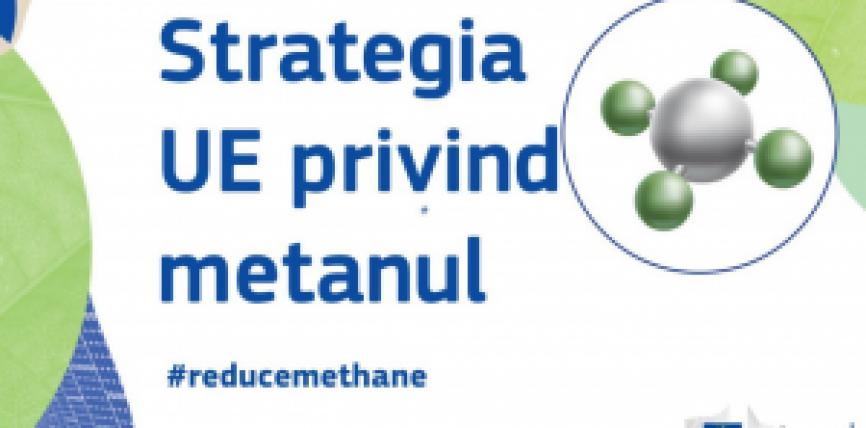 Reducerea emisiilor de gaze cu efect de seră: Comisia adoptă Strategia UE privind metanul, ca parte a Pactului verde european