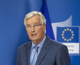 Negociatorul-șef Michel Barnier în vizită oficială în România