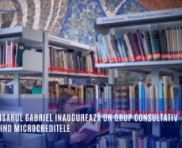 Comisarul Gabriel inaugurează un grup consultativ privind microcreditele