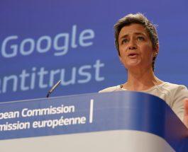 Amendă de 2,42 miliarde euro pentru Google