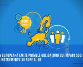 Comisia Europeană emite primele obligațiuni cu impact social în cadrul Instrumentului SURE al UE