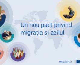 Un nou început în ceea ce privește migrația: consolidarea încrederii și găsirea unui nou echilibru între responsabilitate și solidaritate