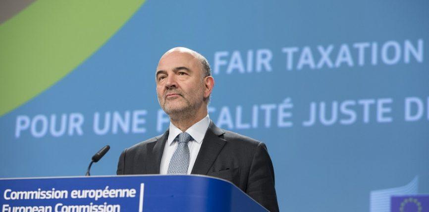 UE, lider mondial în impozitarea adecvată a sectorului digital