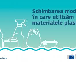 Obiectiv 2030: materiale plastice recuperabile/reciclabile 100%