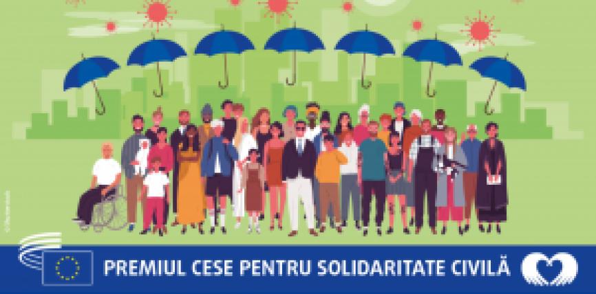 Asociația Prematurilor câștigă Premiul CESE pentru solidaritate civilă acordat Românie