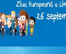 Ziua europeană a limbilor