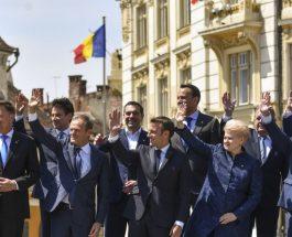 Summitul de la Sibiu –  perspectiva Victoriei, masterandă la Centrul de Studii Europene, UAIC Iași