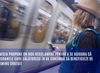 Comisia propune un nou regulament pentru a se asigura că persoanele care călătoresc în UE continuă să beneficieze de roaming gratuit