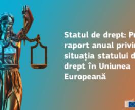 Statul de drept: Primul raport anual privind situația statului de drept în Uniunea Europeană