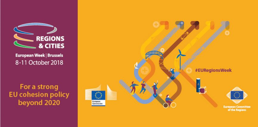 Președintele Juncker și comisarul Crețu participă luni la deschiderea oficială a Săptămânii europene a regiunilor și orașelor, la Bruxelles