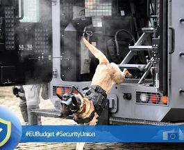 Bugetul UE: fonduri de 4,8 miliarde euro alocate securității pentru o Europă care oferă protecție