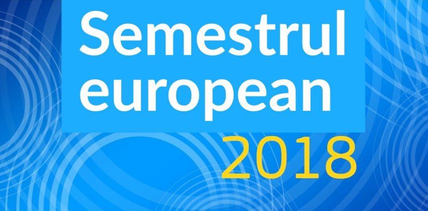 Semestrul european: Raportul de țară pentru România 2018