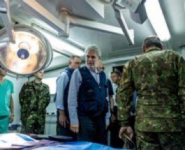 Modex România, cel mai amplu exercițiu medical din cadrul Mecanismului UE de protecție civilă