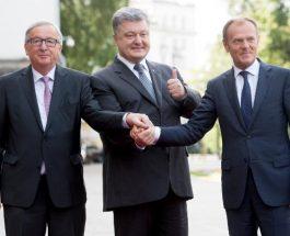 Summitul UE-Ucraina deschide noi perspective