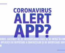 Coronavirus: gateway-ul de interoperabilitate al UE intră în funcțiune, primele aplicații de depistare a contacților și de avertizare sunt legate la sistem