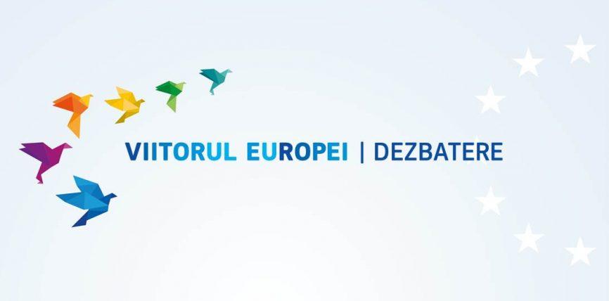 Consultare publică: 12 întrebări pentru viitorul Europei