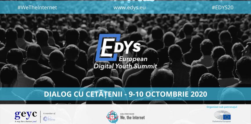 Centrul de Informare Europe Direct Iași se alătură inițiativei globale We, the Internet!