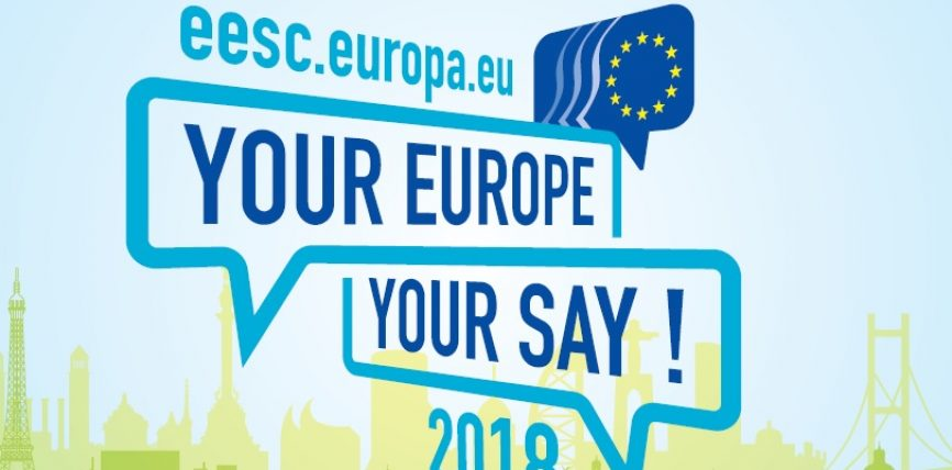 Tinerii din Mehedinți se pregătesc să vorbească la Bruxelles