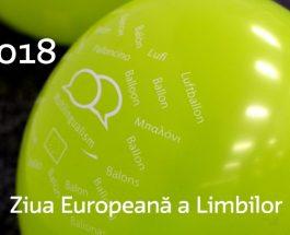 Ziua Europeană a Limbilor 2018