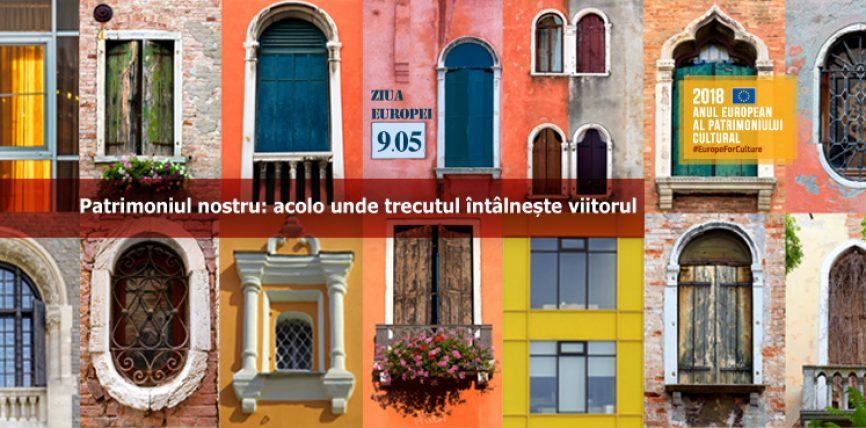 Vino să sărbătorești Ziua Europei împreună cu noi la Alba Iulia, capitala Marii Uniri!
